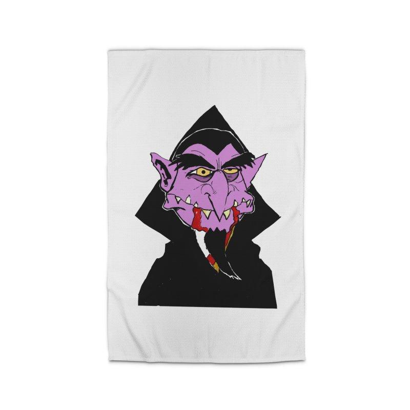 Count Von Count Home Rug by tjjudgeillustration's Artist Shop