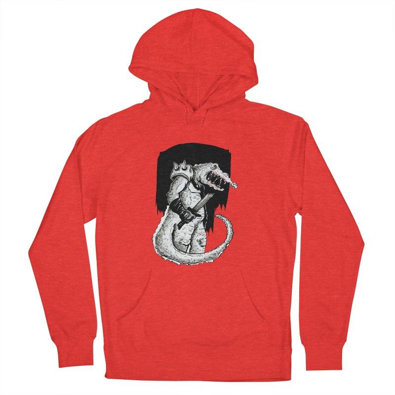 Croc Soldier Men's Pullover Hoody by tjjudgeillustration's Artist Shop