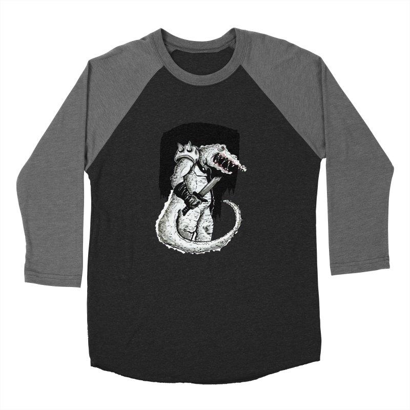 Croc Soldier Women's Longsleeve T-Shirt by tjjudgeillustration's Artist Shop