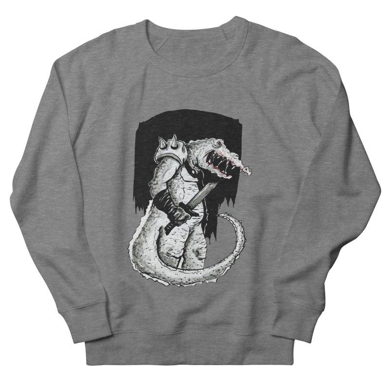 Croc Soldier Women's Sweatshirt by tjjudgeillustration's Artist Shop