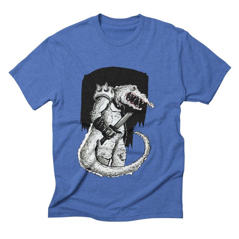 Croc Soldier Men's T-Shirt by tjjudgeillustration's Artist Shop