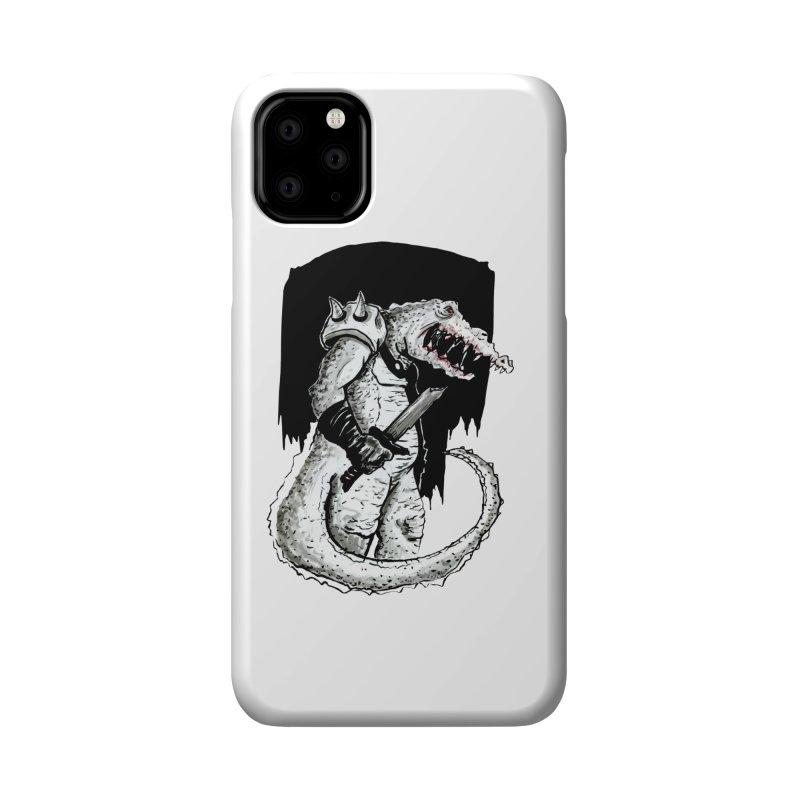 Croc Soldier Accessories Phone Case by tjjudgeillustration's Artist Shop