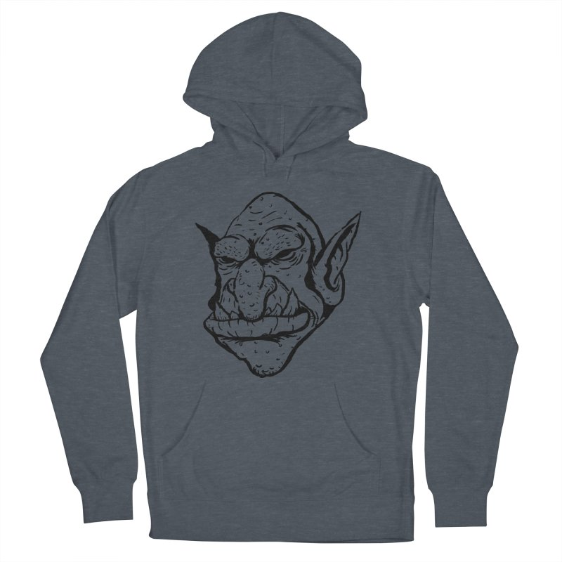 Goblin Men's French Terry Pullover Hoody by tjjudgeillustration's Artist Shop