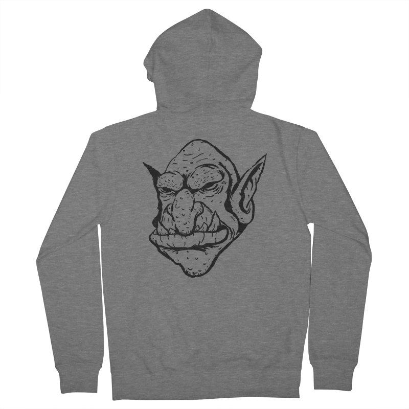 Goblin Women's Zip-Up Hoody by tjjudgeillustration's Artist Shop