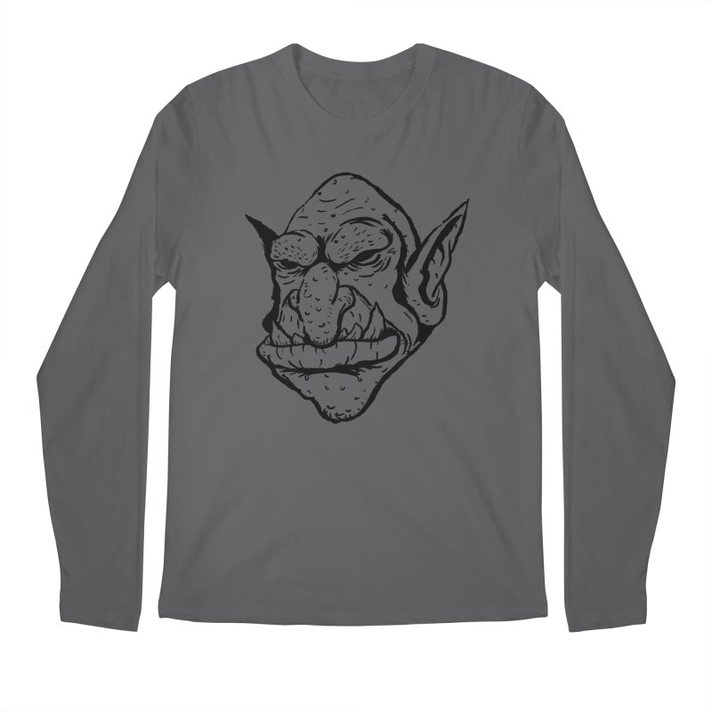 Goblin Men's Longsleeve T-Shirt by tjjudgeillustration's Artist Shop