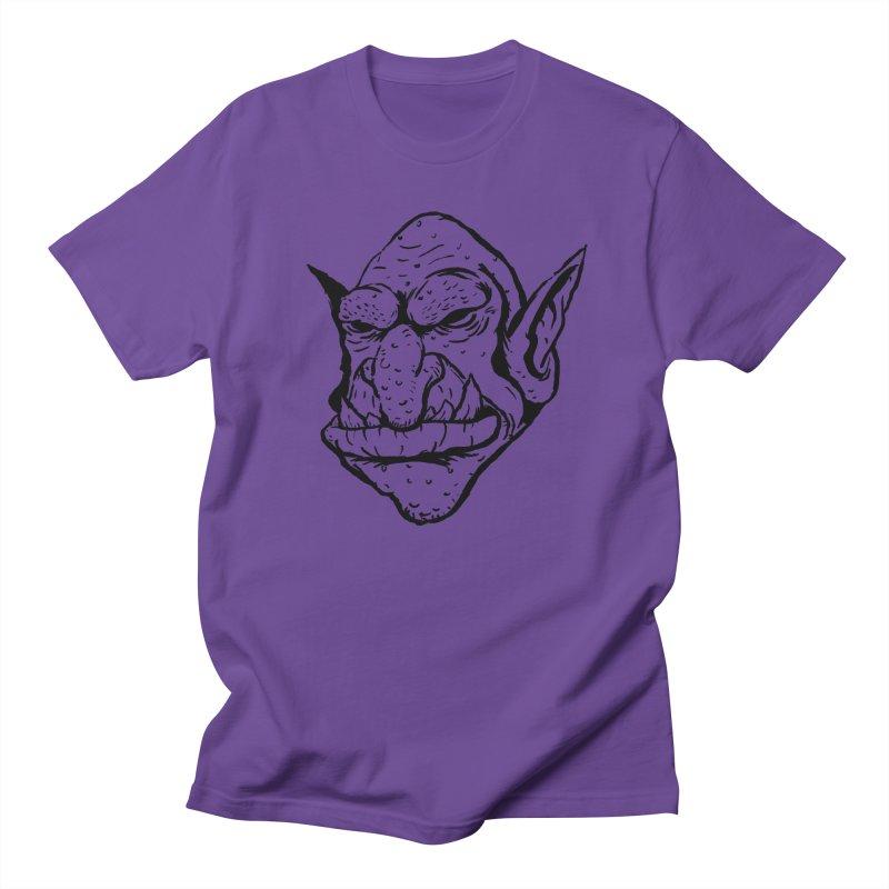 Goblin Men's Regular T-Shirt by tjjudgeillustration's Artist Shop