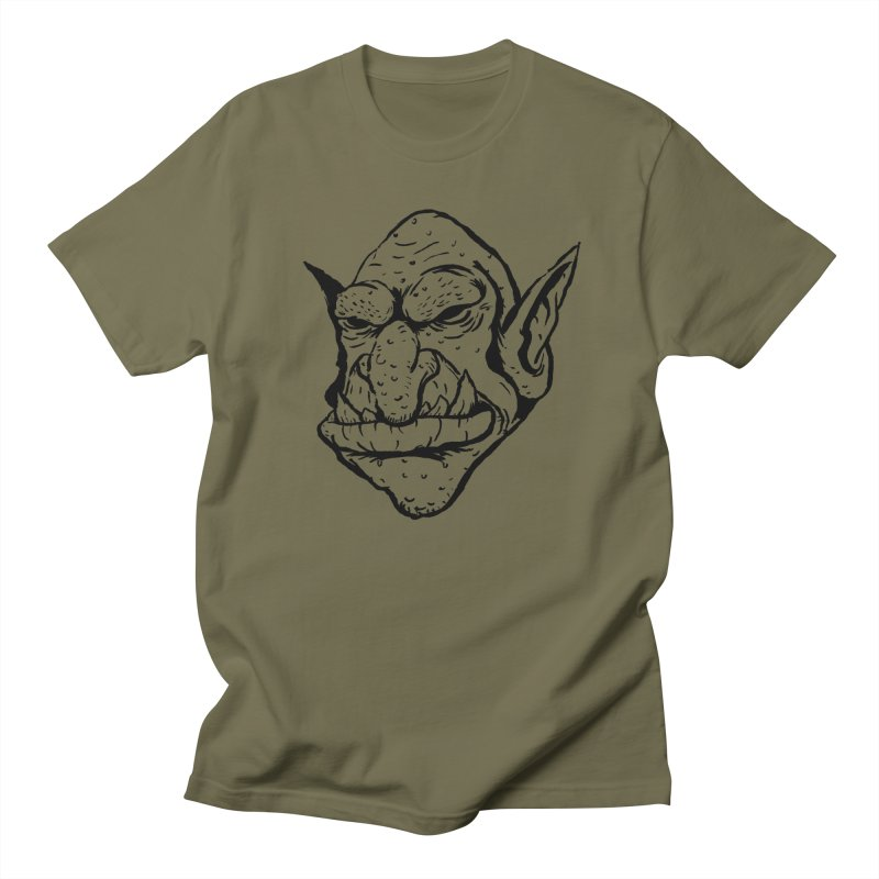 Goblin Women's Regular Unisex T-Shirt by tjjudgeillustration's Artist Shop