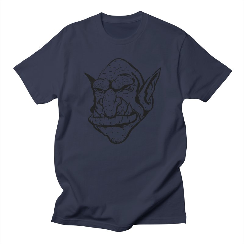 Goblin Women's Regular Unisex T-Shirt by tjjudgeillustration's Artist Shop