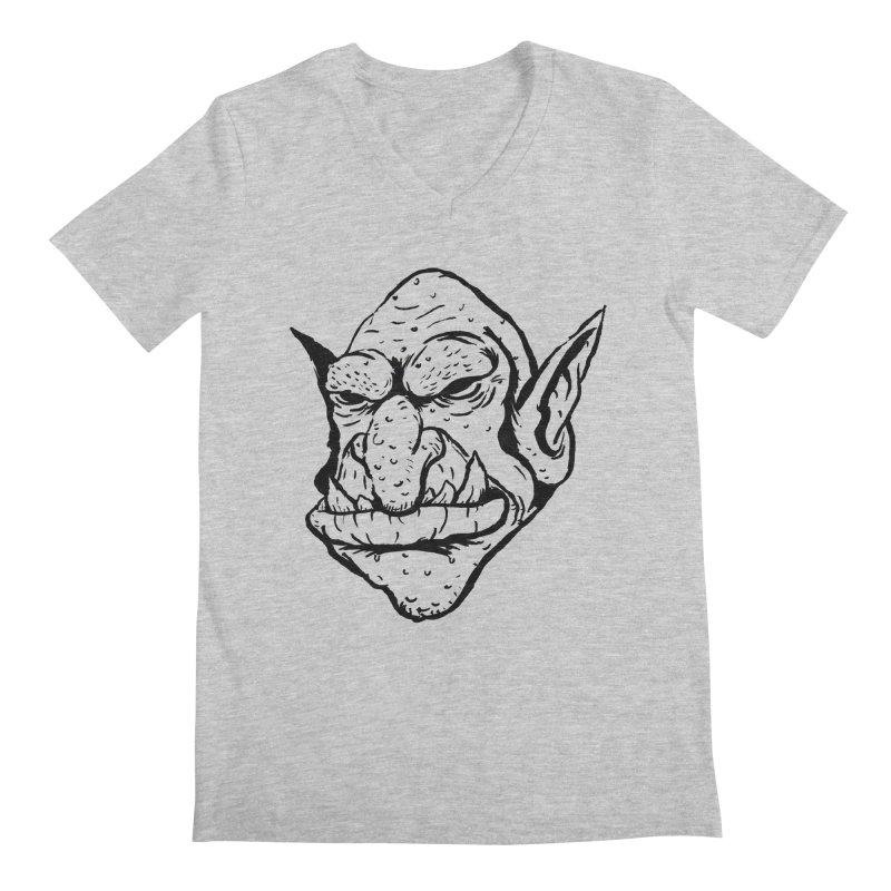Goblin Men's V-Neck by tjjudgeillustration's Artist Shop