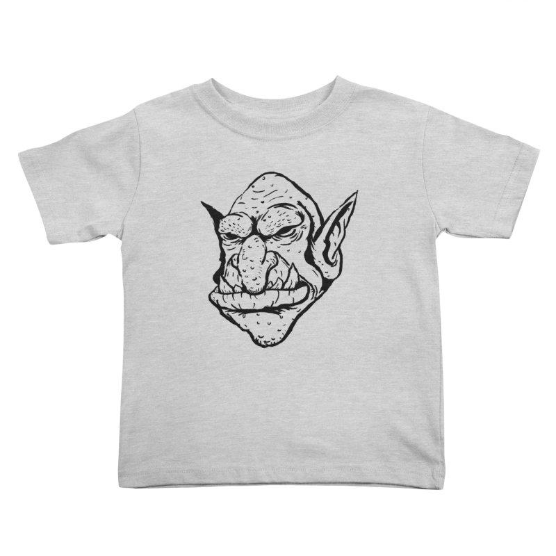 Goblin Kids Toddler T-Shirt by tjjudgeillustration's Artist Shop