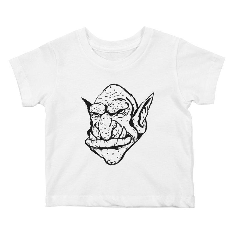 Goblin Kids Baby T-Shirt by tjjudgeillustration's Artist Shop