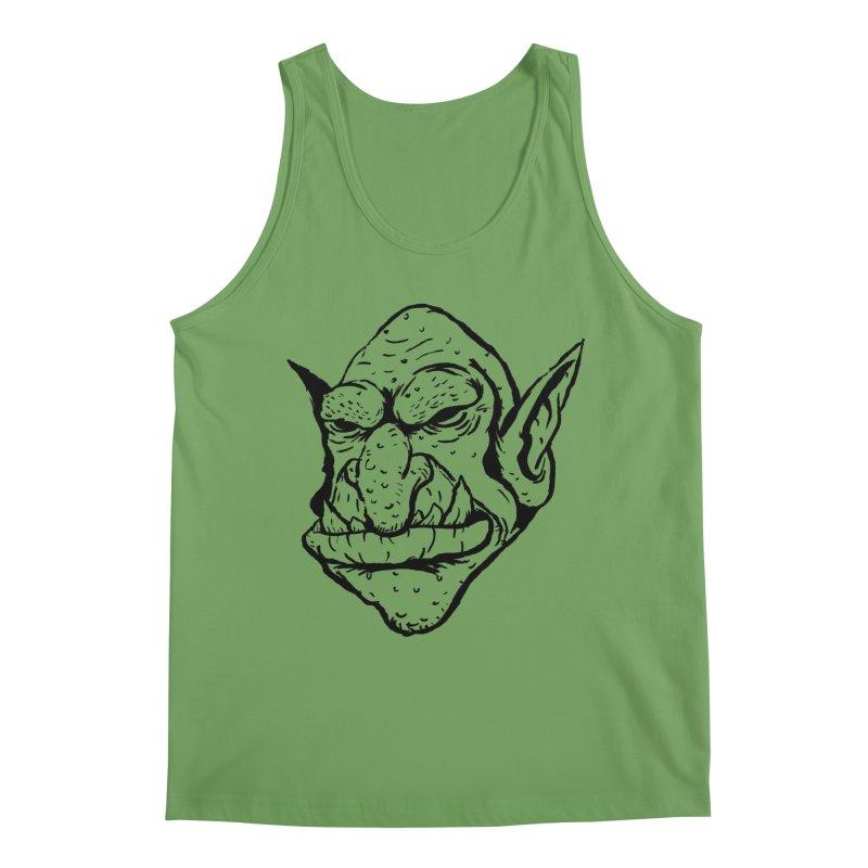 Goblin Men's Tank by tjjudgeillustration's Artist Shop
