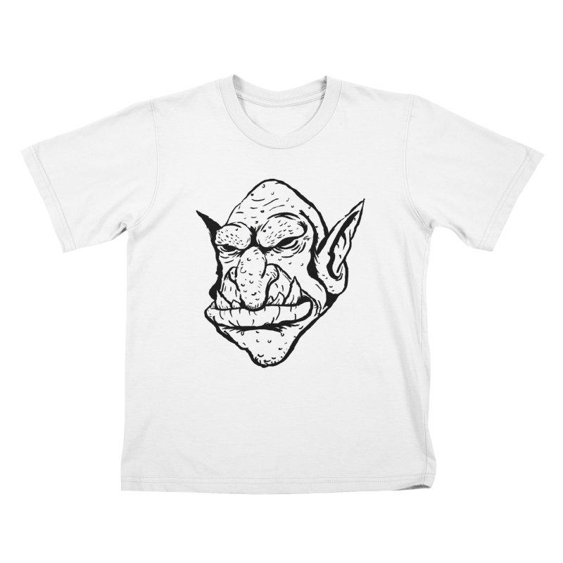 Goblin Kids T-Shirt by tjjudgeillustration's Artist Shop