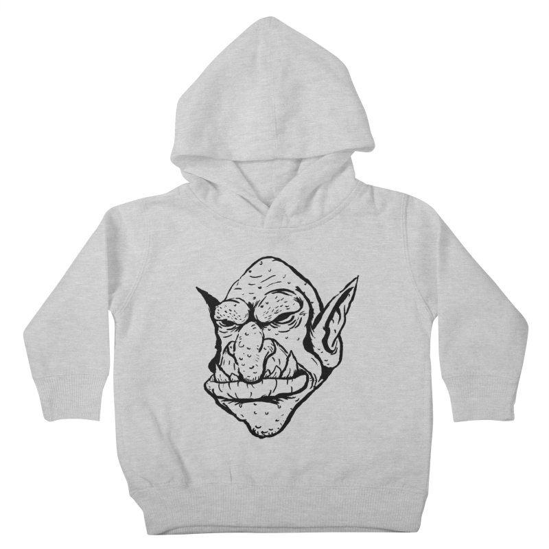 Goblin Kids Toddler Pullover Hoody by tjjudgeillustration's Artist Shop