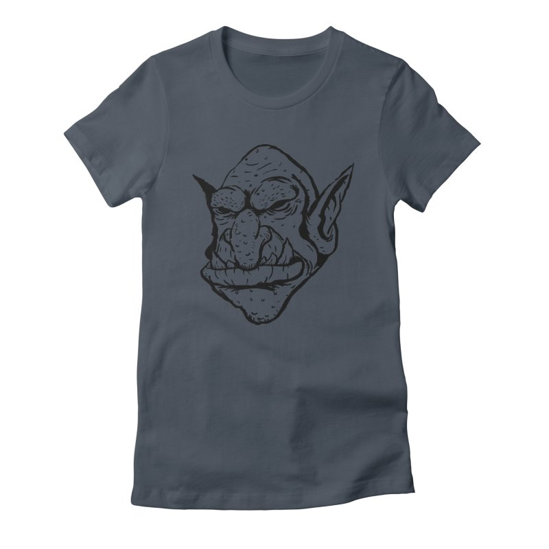 Goblin Women's T-Shirt by tjjudgeillustration's Artist Shop