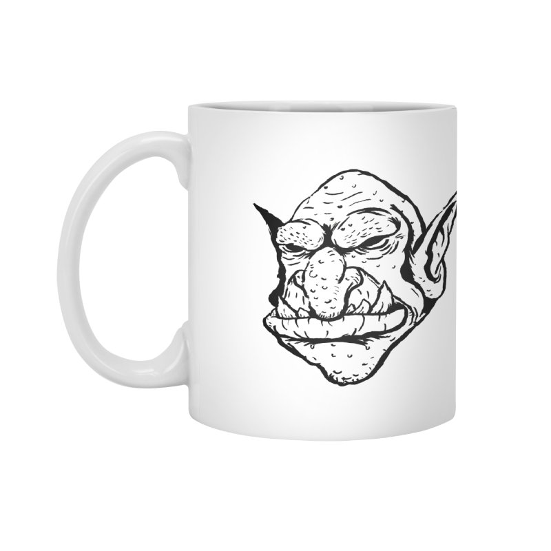 Goblin Accessories Mug by tjjudgeillustration's Artist Shop