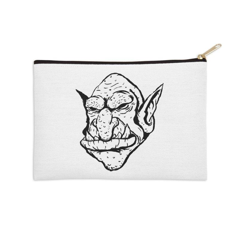 Goblin Accessories Zip Pouch by tjjudgeillustration's Artist Shop