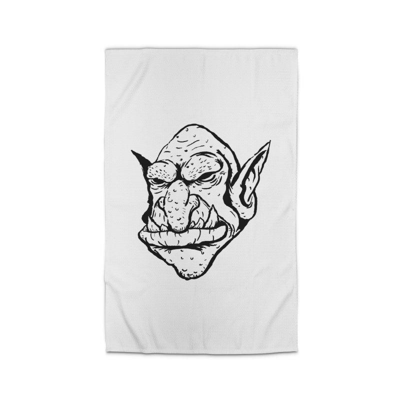 Goblin Home Rug by tjjudgeillustration's Artist Shop
