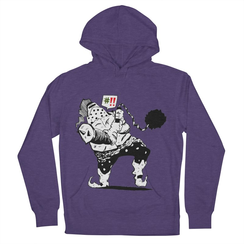 Warrior #!! Women's French Terry Pullover Hoody by tjjudgeillustration's Artist Shop