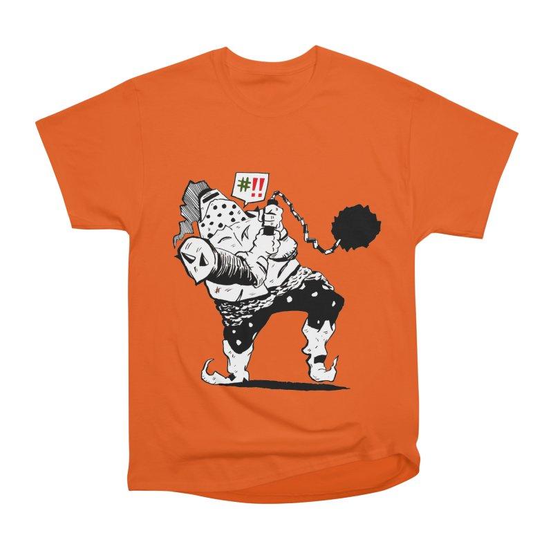 Warrior #!! Women's Heavyweight Unisex T-Shirt by tjjudgeillustration's Artist Shop