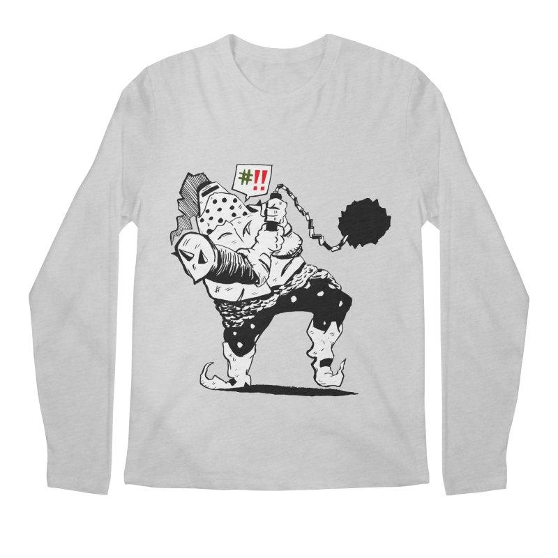Warrior #!! Men's Longsleeve T-Shirt by tjjudgeillustration's Artist Shop
