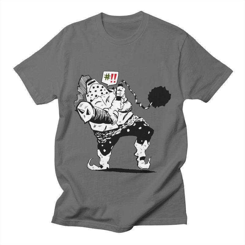 Warrior #!! Men's T-Shirt by tjjudgeillustration's Artist Shop