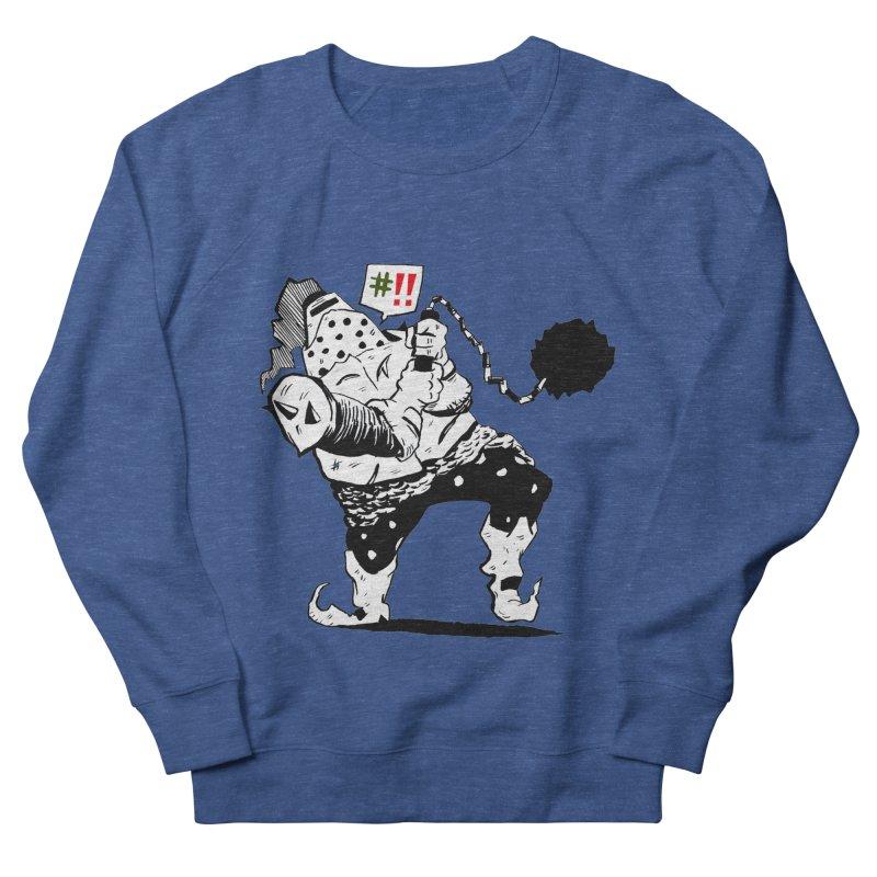 Warrior #!! Women's French Terry Sweatshirt by tjjudgeillustration's Artist Shop