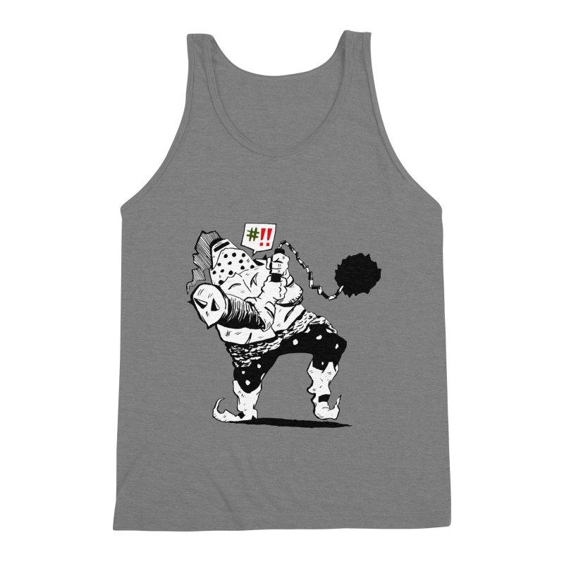 Warrior #!! Men's Tank by tjjudgeillustration's Artist Shop