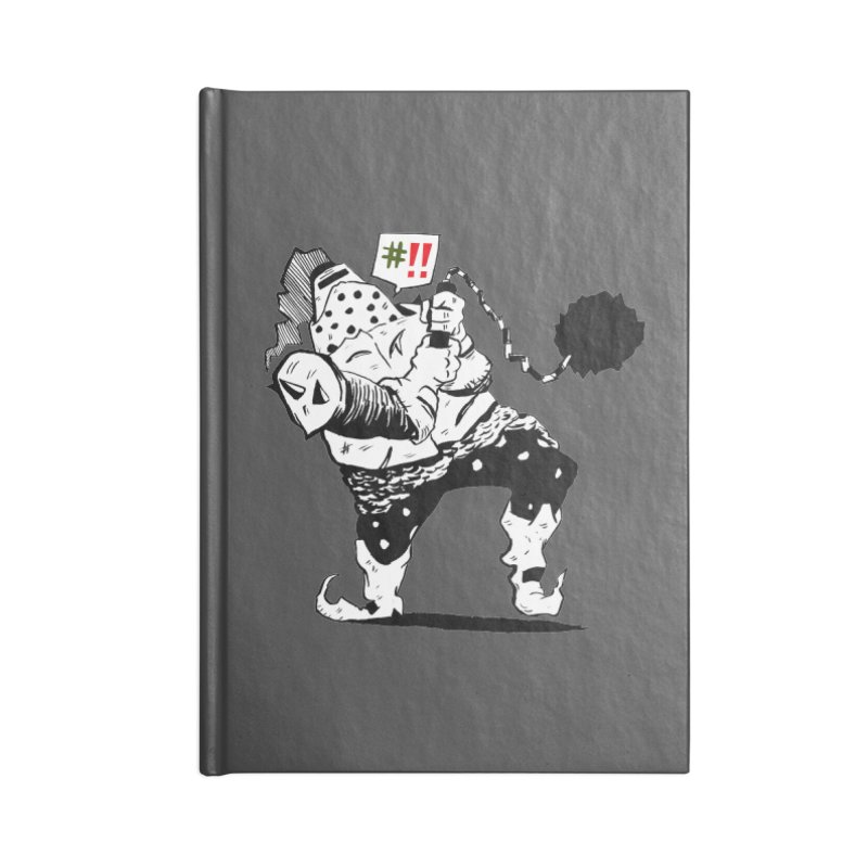 Warrior #!! Accessories Notebook by tjjudgeillustration's Artist Shop