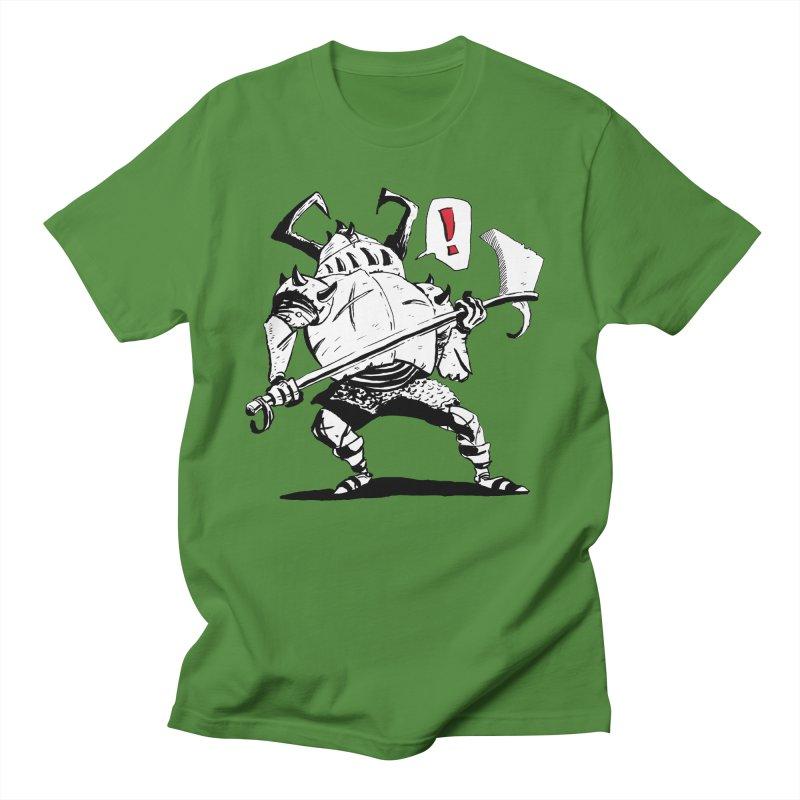 Warrior ! Women's T-Shirt by tjjudgeillustration's Artist Shop