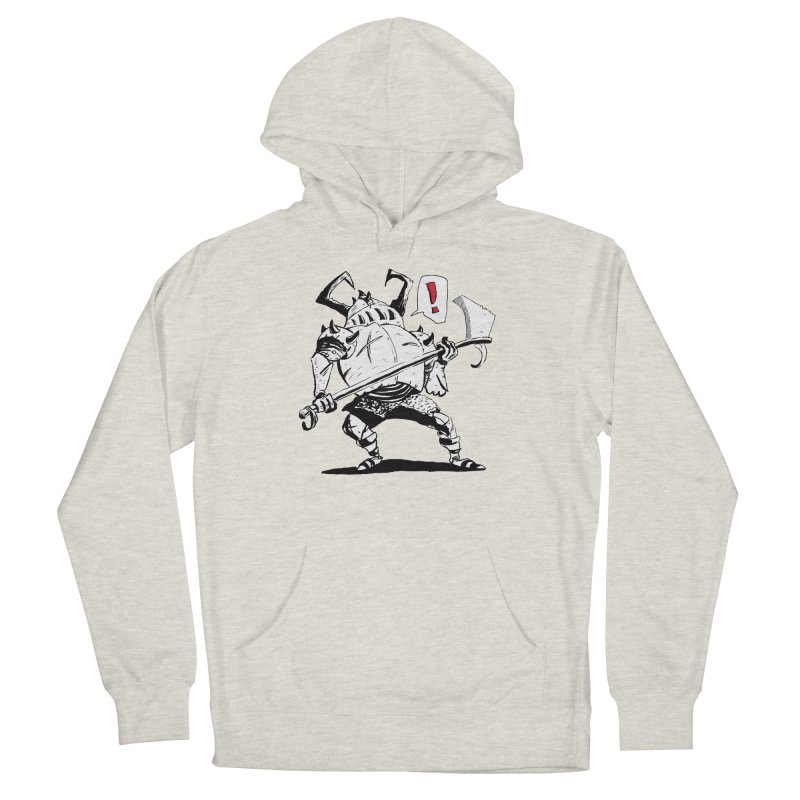 Warrior ! Men's Pullover Hoody by tjjudgeillustration's Artist Shop