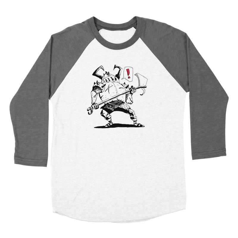 Warrior ! Women's Longsleeve T-Shirt by tjjudgeillustration's Artist Shop