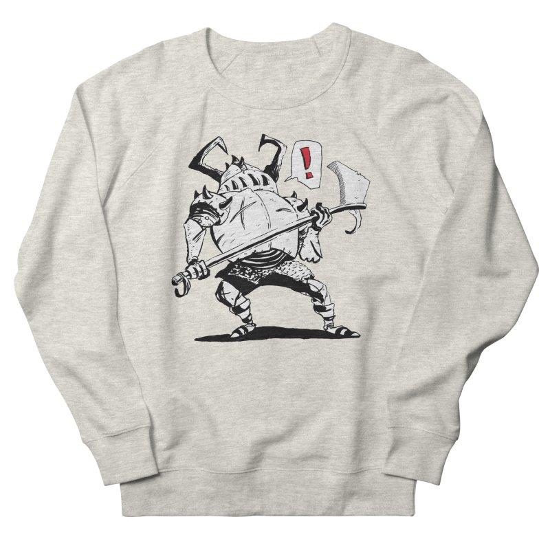 Warrior ! Men's Sweatshirt by tjjudgeillustration's Artist Shop