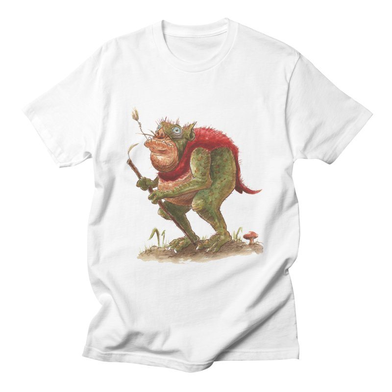 Goblin Rat Women's Regular Unisex T-Shirt by tjjudgeillustration's Artist Shop