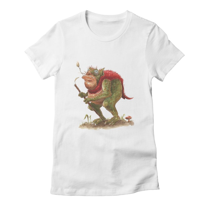 Goblin Rat Women's T-Shirt by tjjudgeillustration's Artist Shop