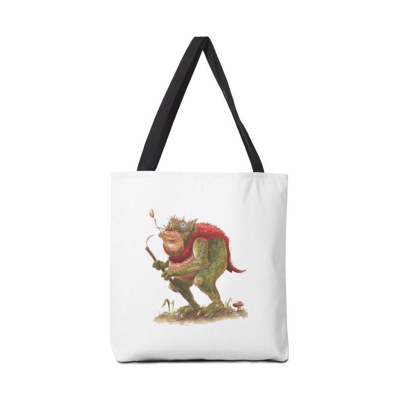 Goblin Rat Accessories Bag by tjjudgeillustration's Artist Shop