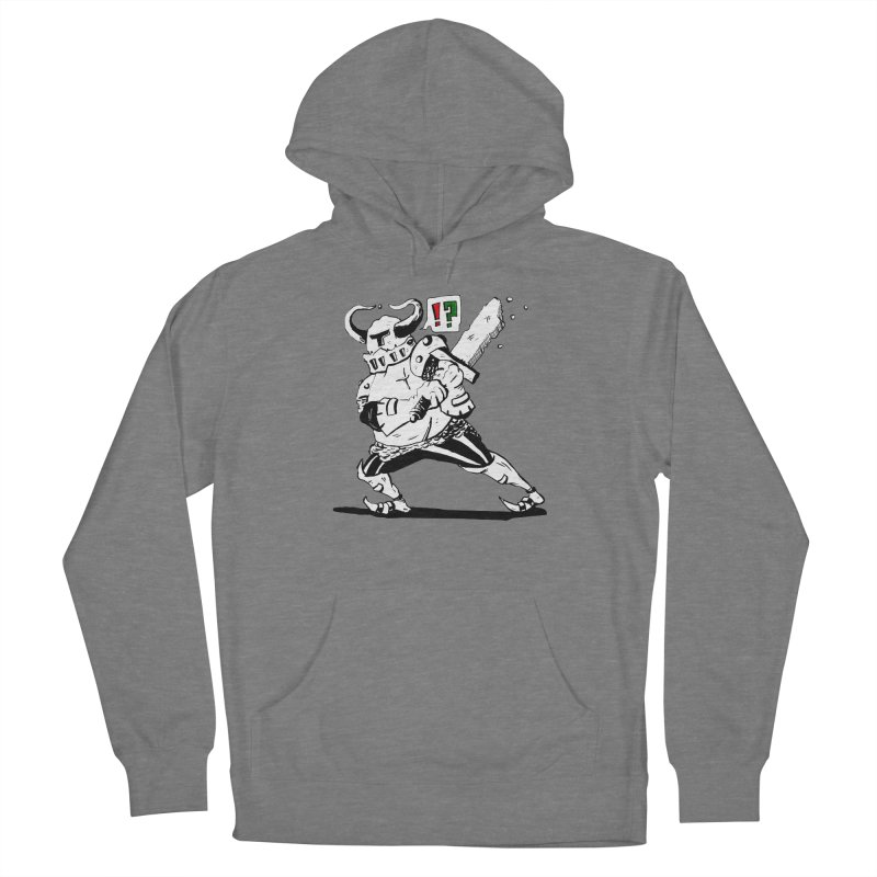 Warrior !? Women's Pullover Hoody by tjjudgeillustration's Artist Shop