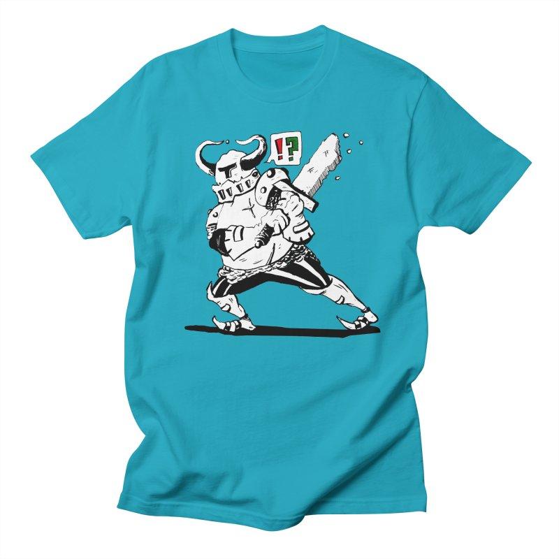Warrior !? Women's Regular Unisex T-Shirt by tjjudgeillustration's Artist Shop
