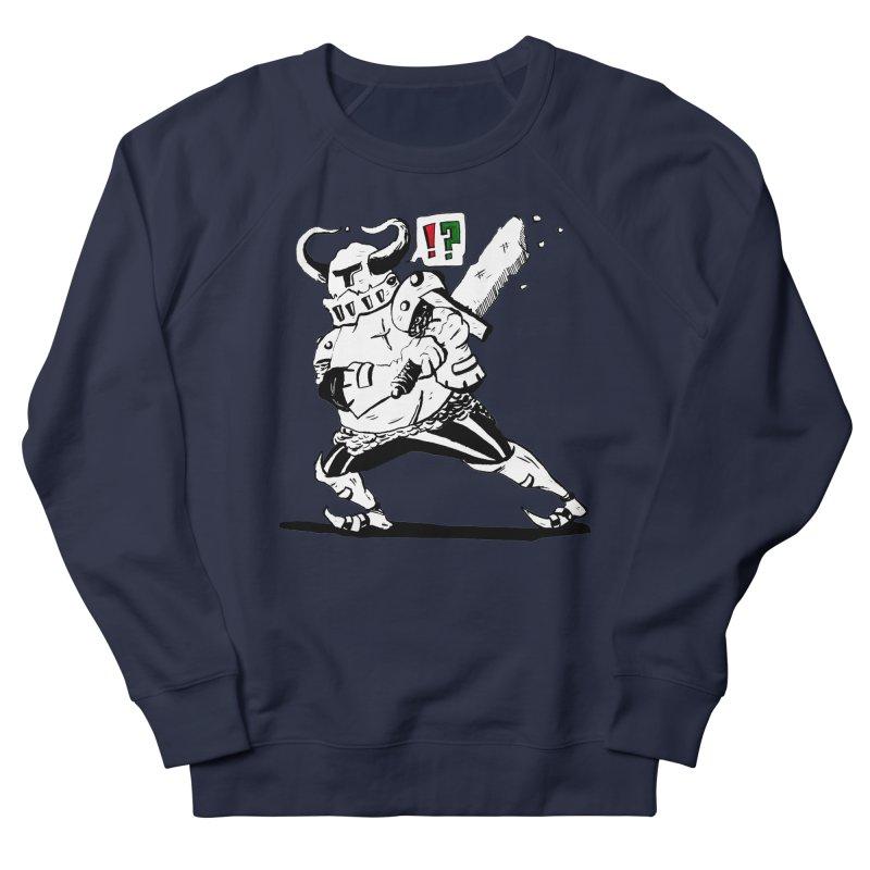 Warrior !? Women's Sweatshirt by tjjudgeillustration's Artist Shop