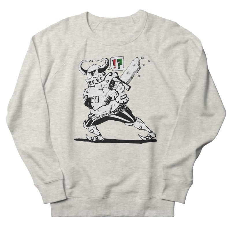 Warrior !? Men's Sweatshirt by tjjudgeillustration's Artist Shop