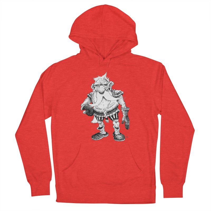 Dwarf Women's Pullover Hoody by tjjudgeillustration's Artist Shop