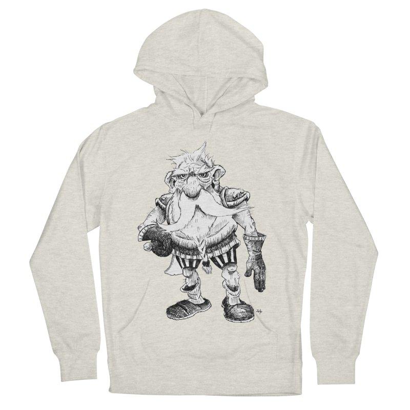 Dwarf Men's French Terry Pullover Hoody by tjjudgeillustration's Artist Shop