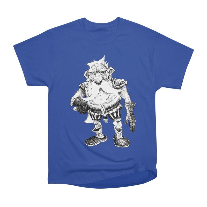 Dwarf Men's Heavyweight T-Shirt by tjjudgeillustration's Artist Shop