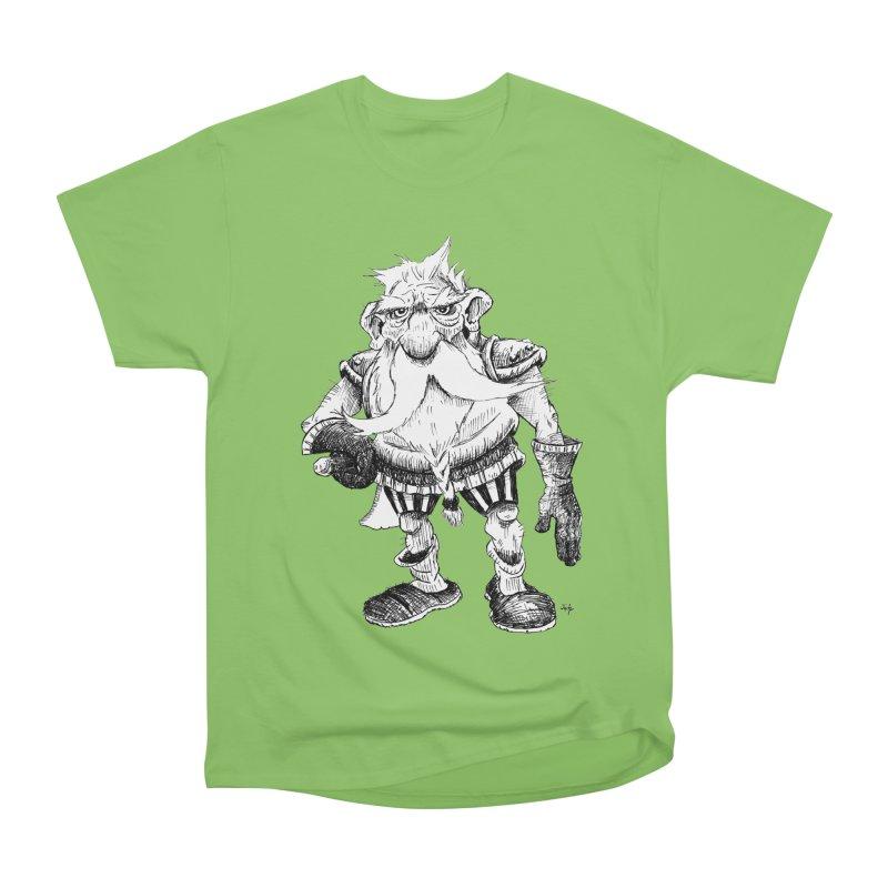 Dwarf Men's T-Shirt by tjjudgeillustration's Artist Shop