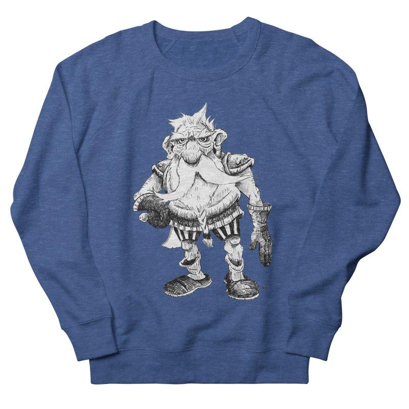 Dwarf Women's French Terry Sweatshirt by tjjudgeillustration's Artist Shop