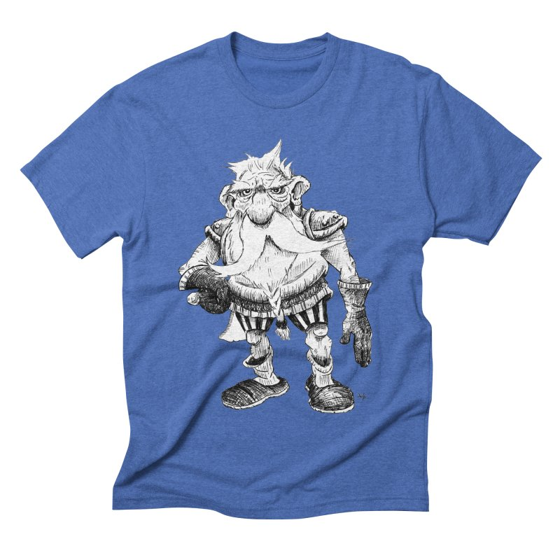 Dwarf Men's T-Shirt by tjjudgeillustration's Artist Shop
