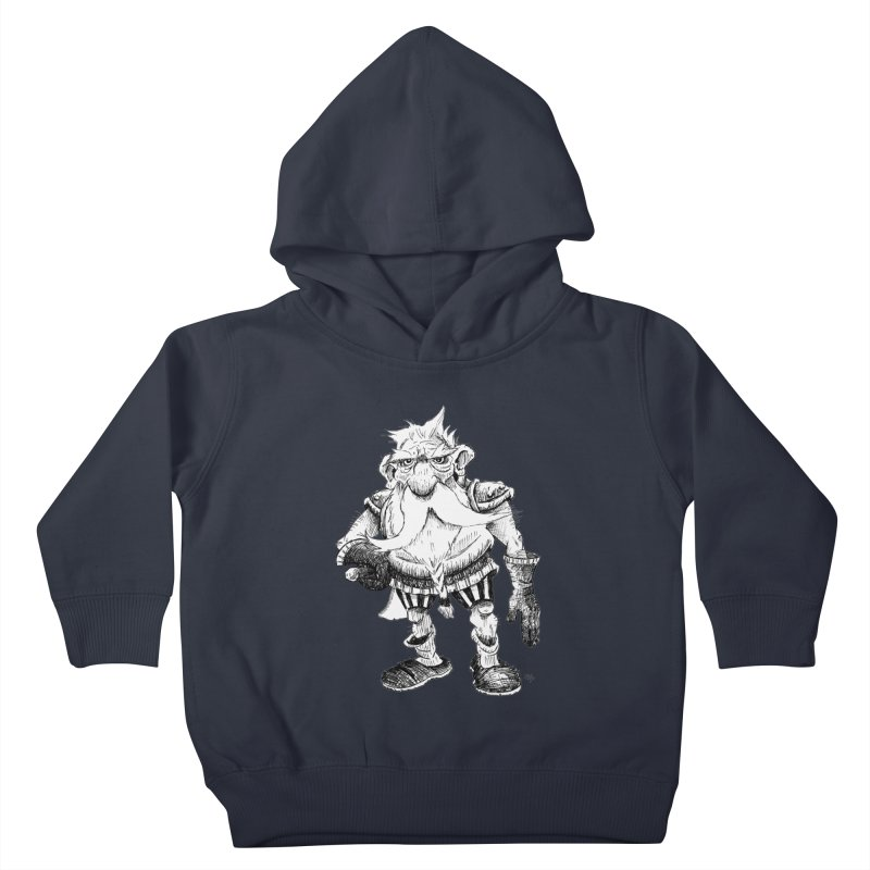 Dwarf Kids Toddler Pullover Hoody by tjjudgeillustration's Artist Shop