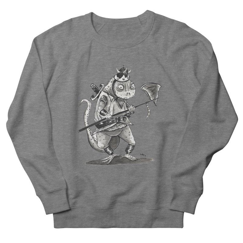 Lizard Warrior Women's Sweatshirt by tjjudgeillustration's Artist Shop