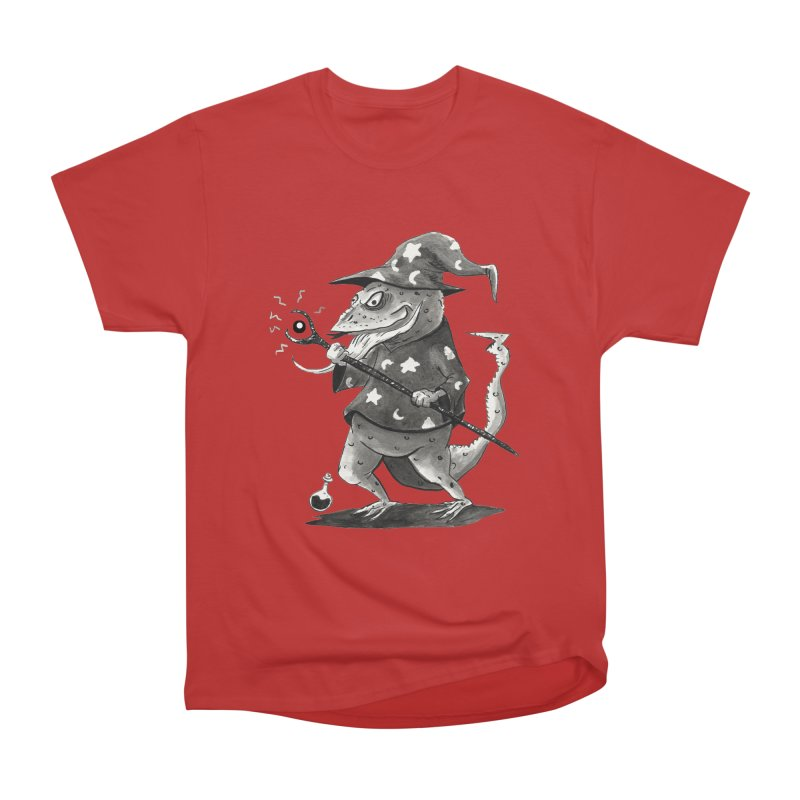 Wizard Lizard Women's T-Shirt by tjjudgeillustration's Artist Shop