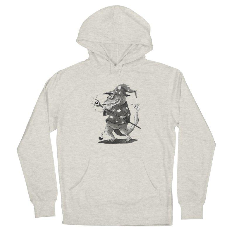 Wizard Lizard Men's Pullover Hoody by tjjudgeillustration's Artist Shop